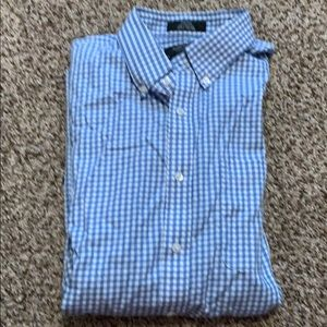 Men's Nordstrom Long Sleeve button up